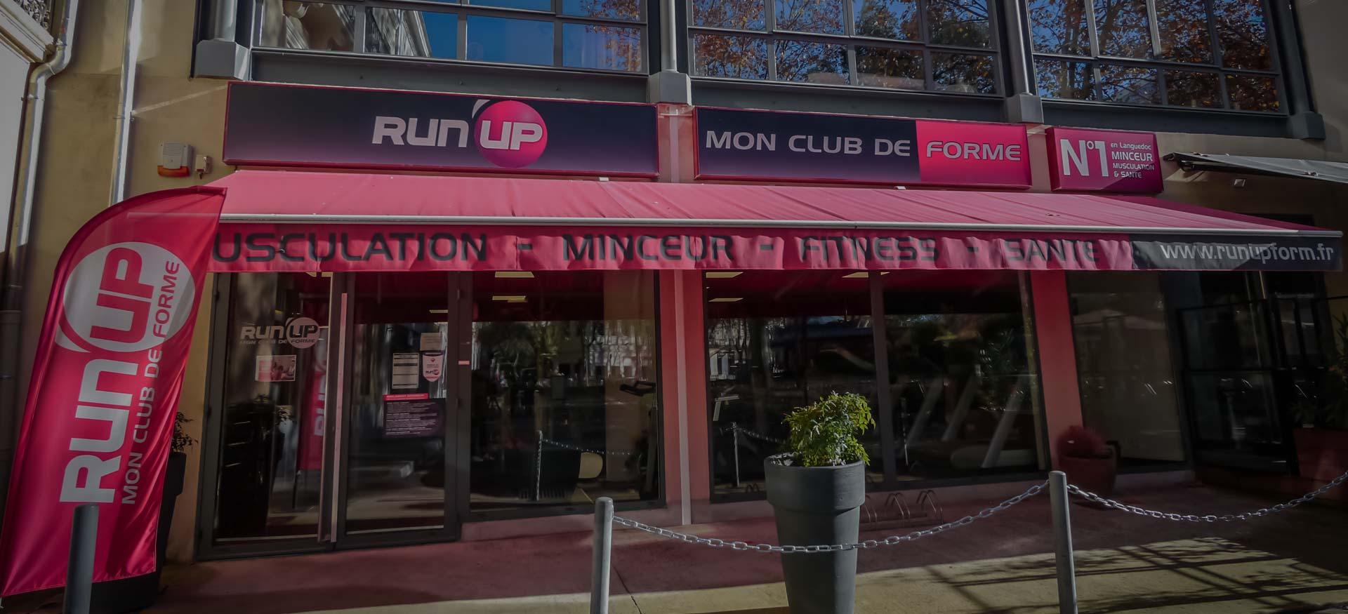 club nimes centre runup groupe