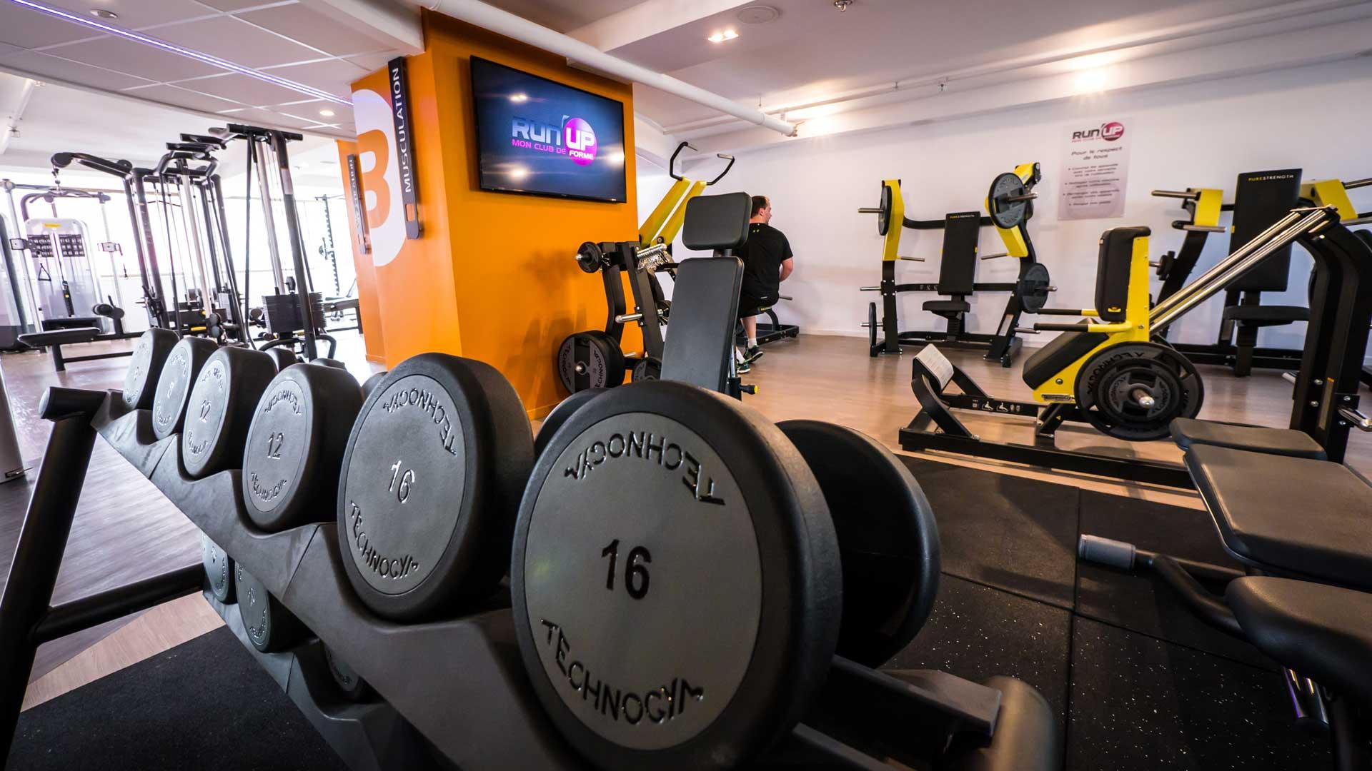Salle De Sport Nimes Centre Fitness Musculation Cardio Club De