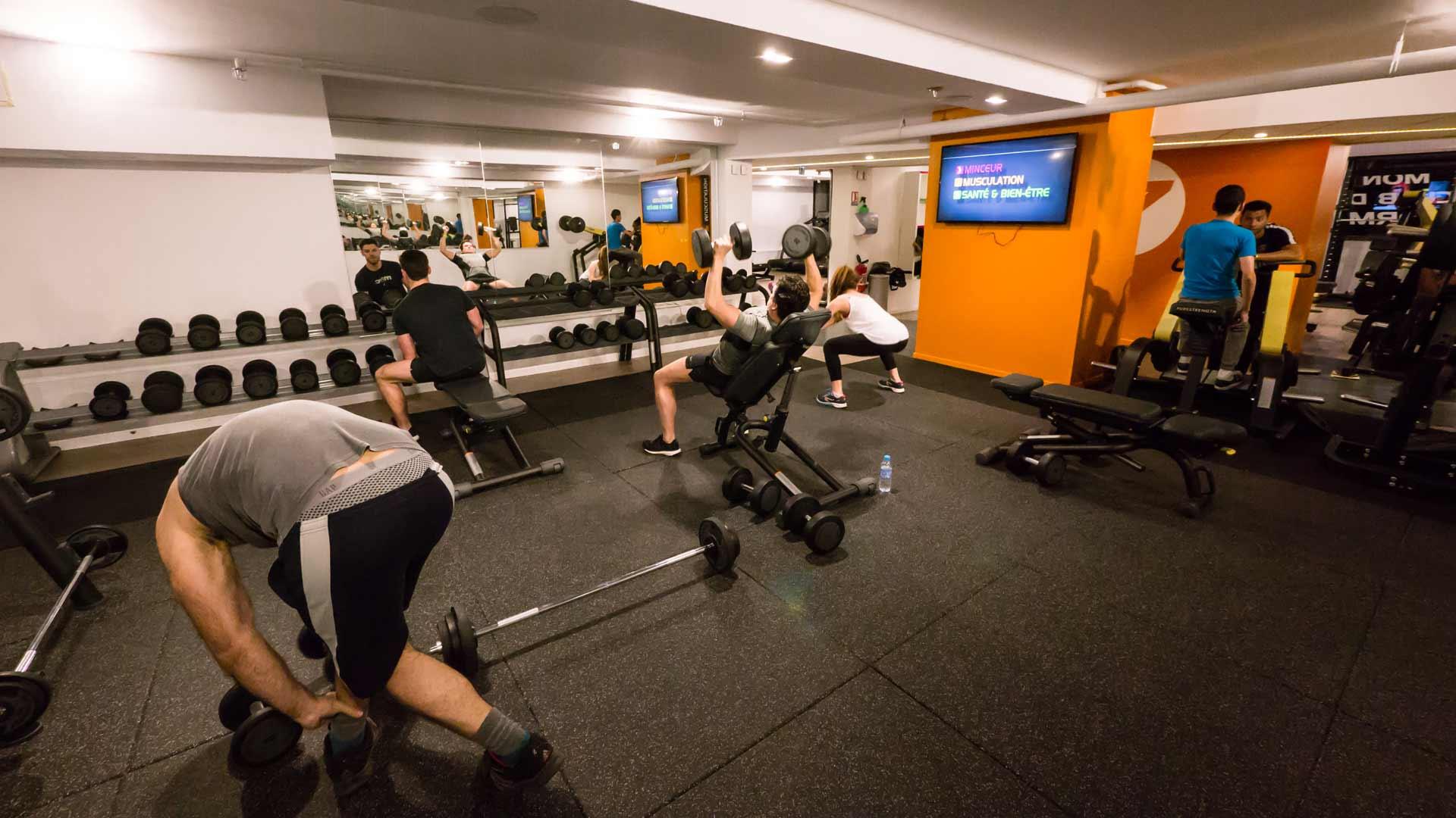 Salle De Sport Lattes Fitness Musculation Cardio Club De Forme